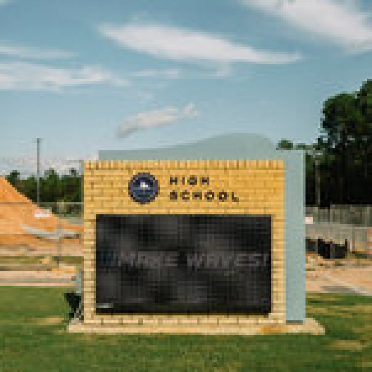 First the Pandemic. Now the Storm. Gulf Shores High School Can't Catch a Break.