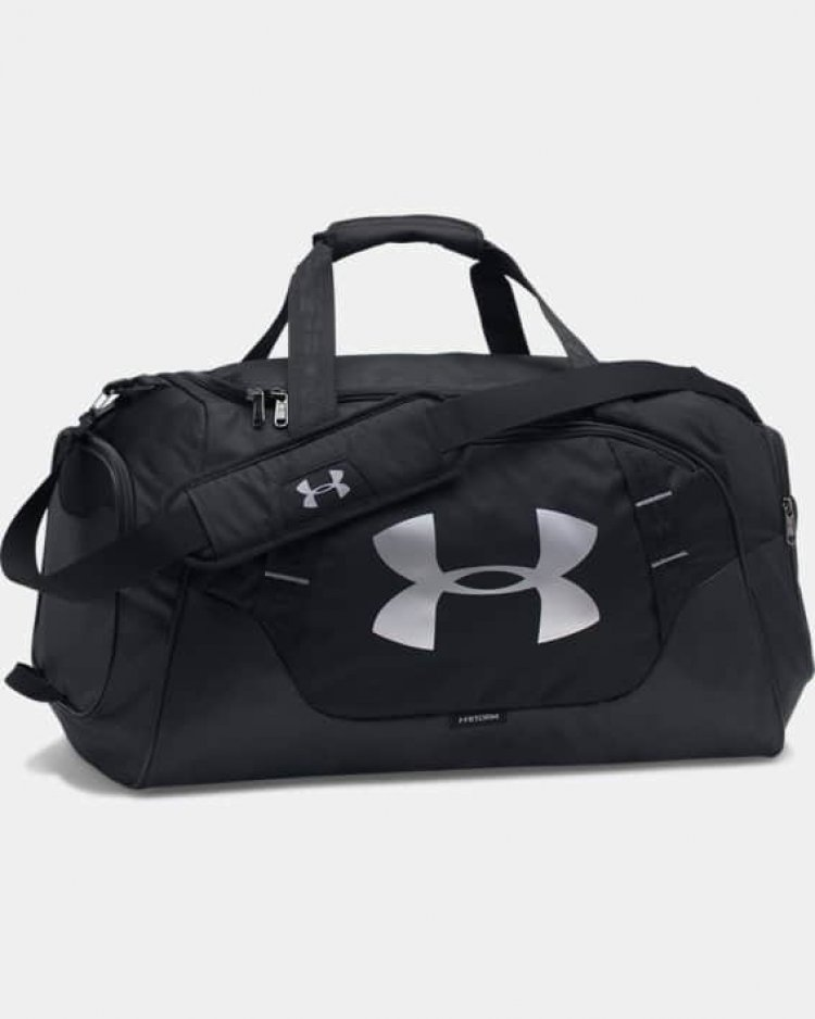UA Undeniable 3.0 Medium Duffle Bag (Select Colors) $25 + FS w/ ShopRunner [Buy A Bag, UA Donates Second to United Way]