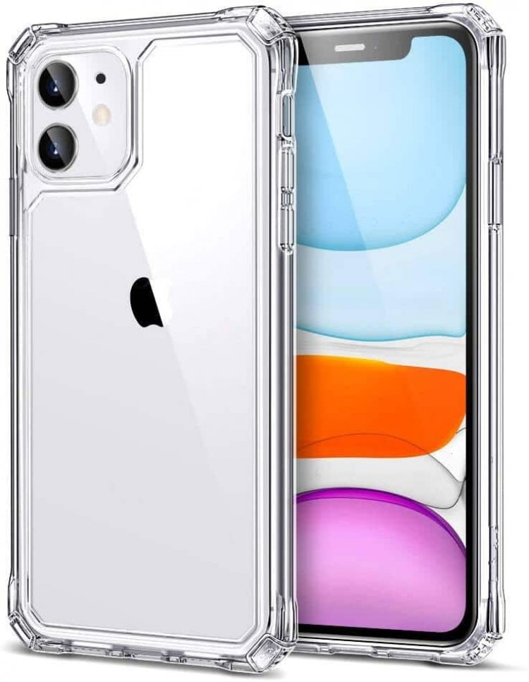 ESR Cases for iPhone 11, 11 Pro, 11 Pro Max, X/XS, XR, XS Max, SE/8/7 and 8P/7P, From $4.99 + FS w/ Prime