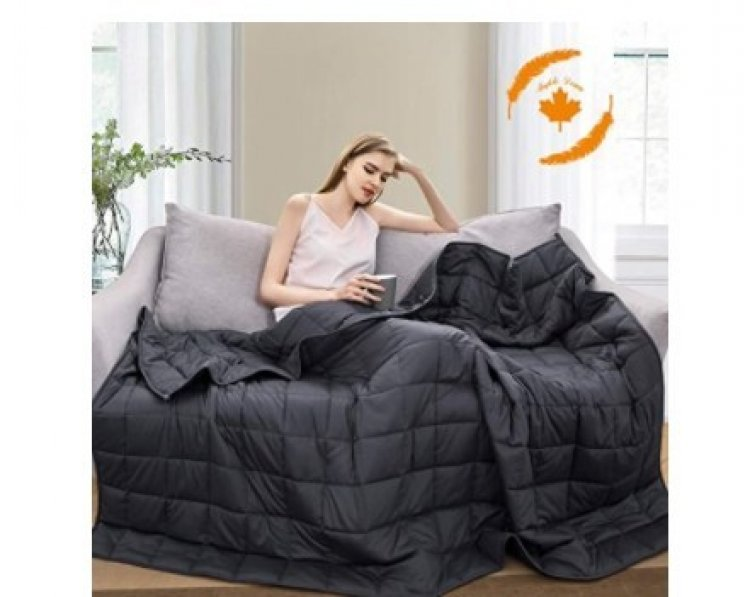 Amazon: Weighted Blanket for Kids for $28.00 (Reg. Price $69.99) after code!