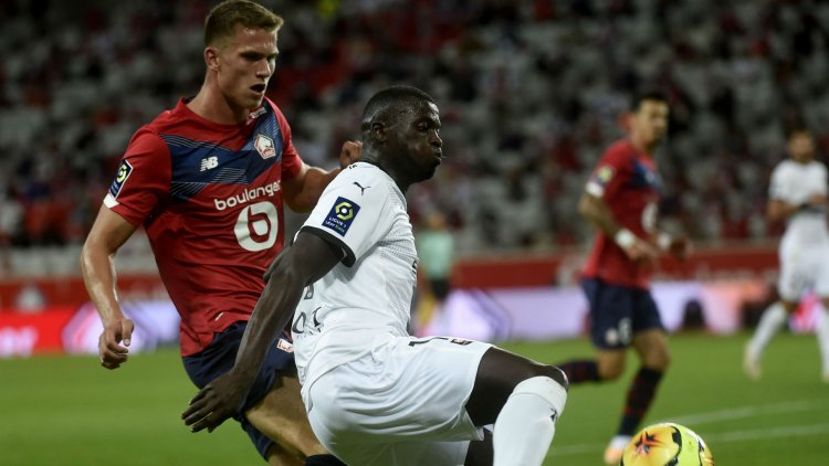 'I wanted to go there' – Rennes' Niang disappointed over failed Saint-Etienne move