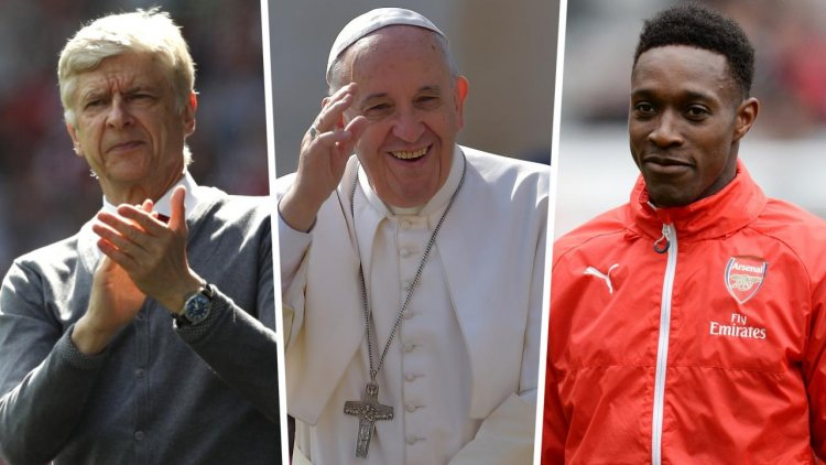 Wenger cut off Welbeck transfer talks to meet the Pope while trying to get striker to Arsenal