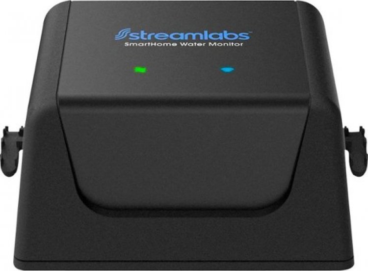 BESTBUY: Streamlabs – Wi-Fi Home Water Monitoring and Leak Detection System $129.99 At Reg.$169.99