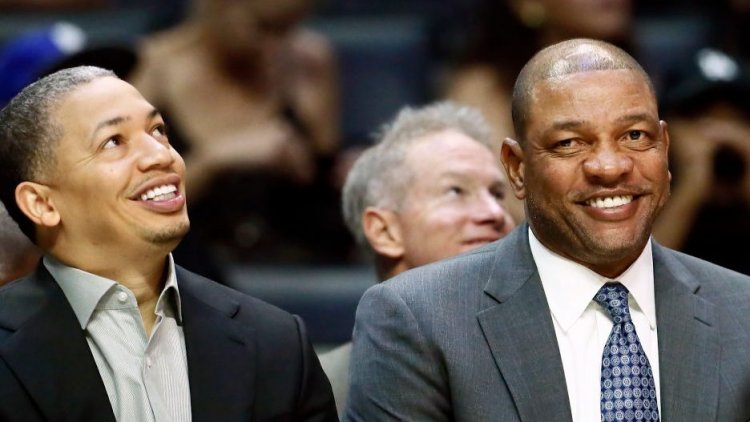 Tyronn Lue wants to follow Doc Rivers footsteps as social justice voice