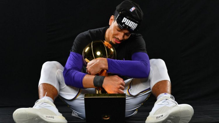 Danny Green on Lakers: 'We can definitely get one more for sure'