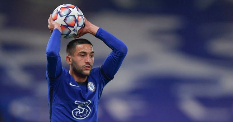 An almost fully fit squad is a rare luxury for Lampard, he is wise to ease Ziyech back in