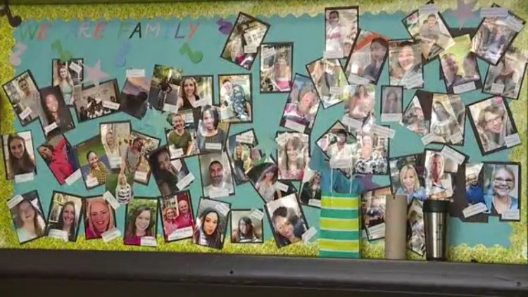 Teachers at elementary school in Lyndhurst honored for their hard work during pandemic