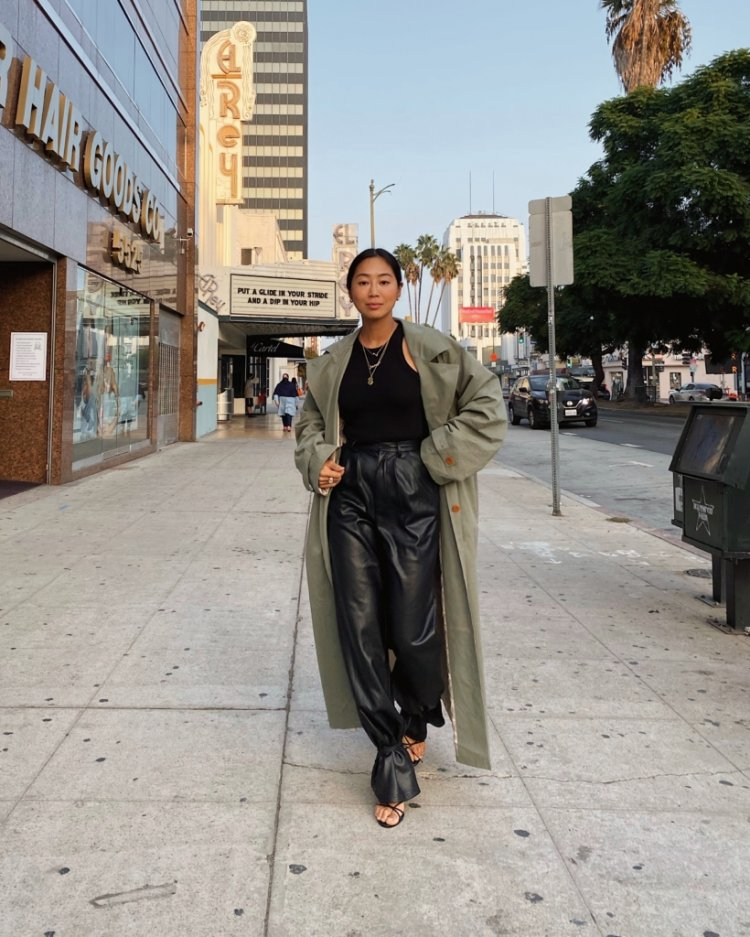 3 Ways to Style A Trench Coat This Fall