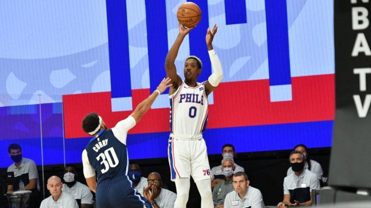 Report: 76ers trading Josh Richardson to Mavericks