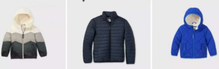 Target: 30% Off Puffer Coats for the Whole Family