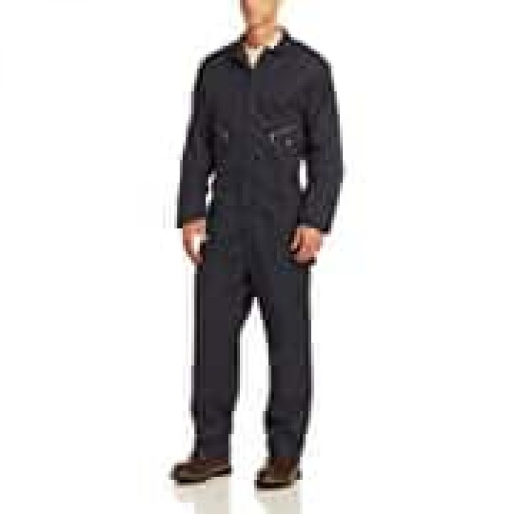 Dickies Men's Twill Deluxe Long Sleeve Coverall (Dark Navy) $19 + Free Shipping w/ Prime or on $25+