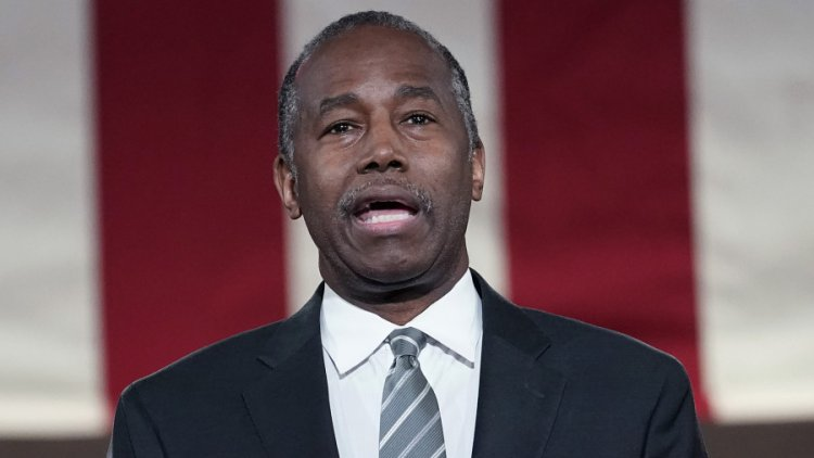 Ben Carson says he's 'out of the woods' after battling COVID-19
