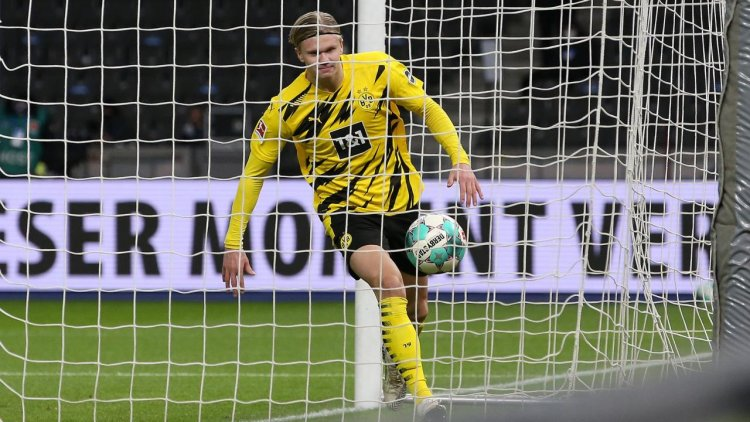 'I'm mad at Favre!' – Haaland wanted to stay on for Dortmund after 'only' scoring four