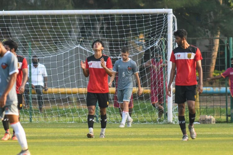 Hyderabad FC's Rohit Danu: Need to work on my finishing and efficiency in attack