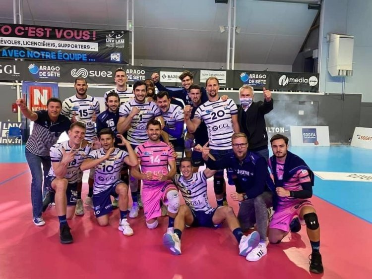 France: Sete stops the former leader Tourcoing. Victory also for Montpellier and Cambrai