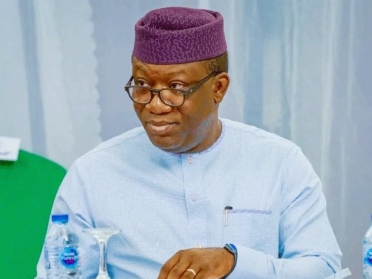 COVID-19 vaccines: Watch what you say – Fayemi cautions Gov Yahaya Bello