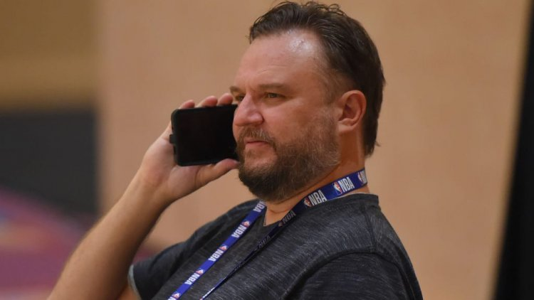 Daryl Morey on 76ers: 'I think we're pretty championship or bust'