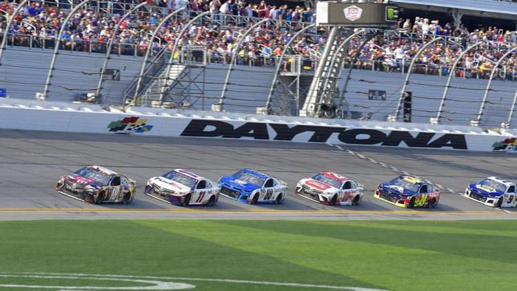 Daytona 500 Kicks Off NASCAR's 'Most Dynamic and Bold Schedule' in 50years