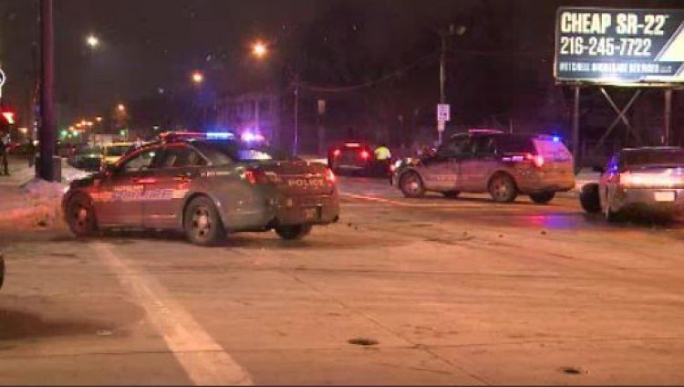 I-TEAM: Another East Cleveland police chase ends in a crash, sending several to the hospital