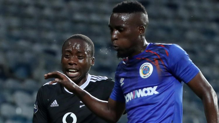 'We are going all out to get win' – SuperSport United forward Lungu warns Orlando Pirates