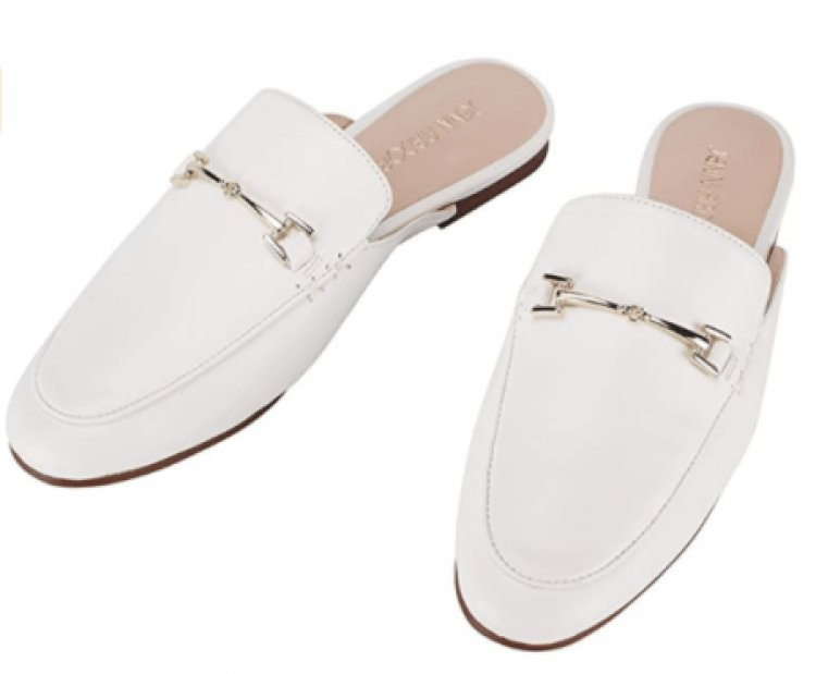 Amazon: Mule Flats Shoes JUST $22 (Reg. $40)