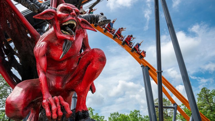 Six Flags announces opening date of Jersey Devil Coaster, the world's tallest and fastest ride of its kind