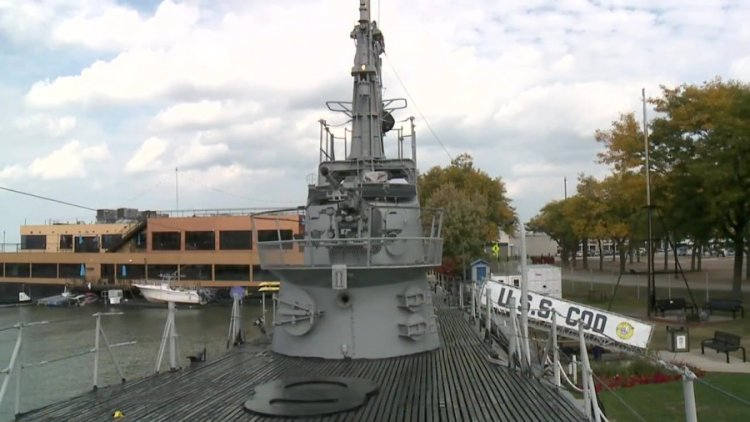 USS Cod to leave Cleveland dock for the first time in over 50 years