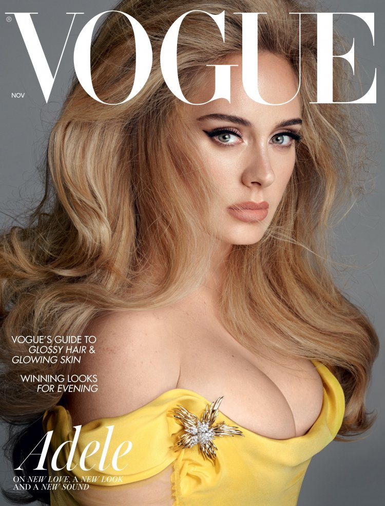 Adele Reveals What The Press Got Wrong About Her Relationship With Her Ex